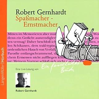 Spaßmacher - Ernstmacher Titelbild