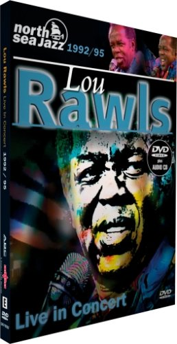 Lou Rawls - North Sea Jazz 1992-95: Live in Concert (DVD + Audio-CD)