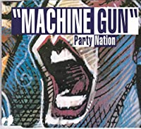 Machine gun [Single-CD]