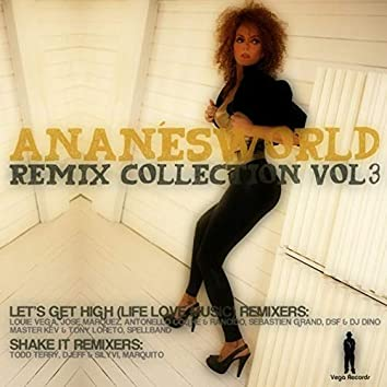 Ananesworld Remix Collection Vol 3