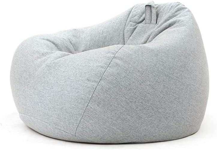 Bean bag chair YAN YUN Max 57% OFF Cotton Simple -60x80cm Lazy Chair Recommended 80x90c