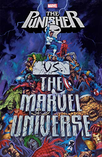 Punisher vs. The Marvel Universe (English Edition)