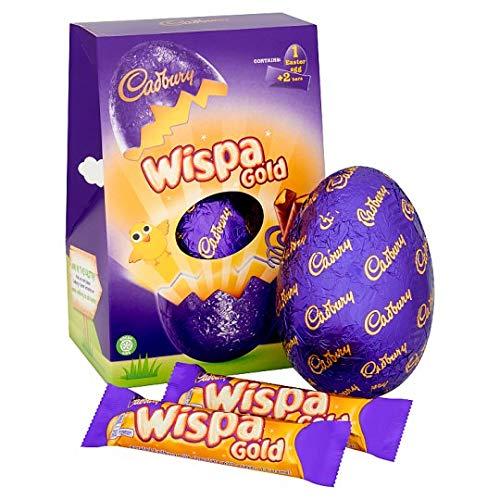 Cadbury Wispa Gold Uovo Di Pasqua Al Cioccolato 276g