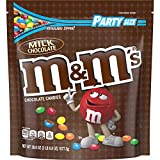 M&M'S Milk Chocolate Candy, 38-Ounce Party Size Bag by AmazonUs/MARUO