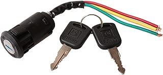 GOOFIT 3 Wire Ignition Switch Key for 50cc 70cc 90cc 110cc 150cc 200cc 250cc Go Kart Dune Buggy Buggies ATV & Dirt Bike Parts