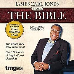 commercial Read the James Earl Jones Bible: King James Bible audible nkjv bible