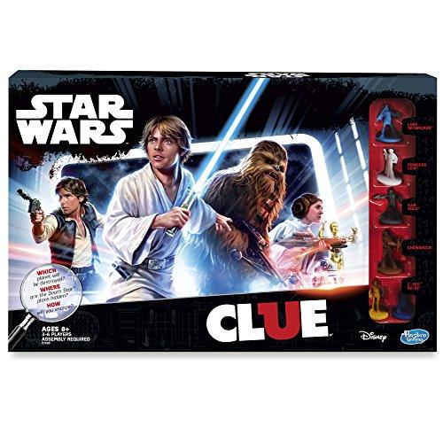 Clue - Star Wars Edition