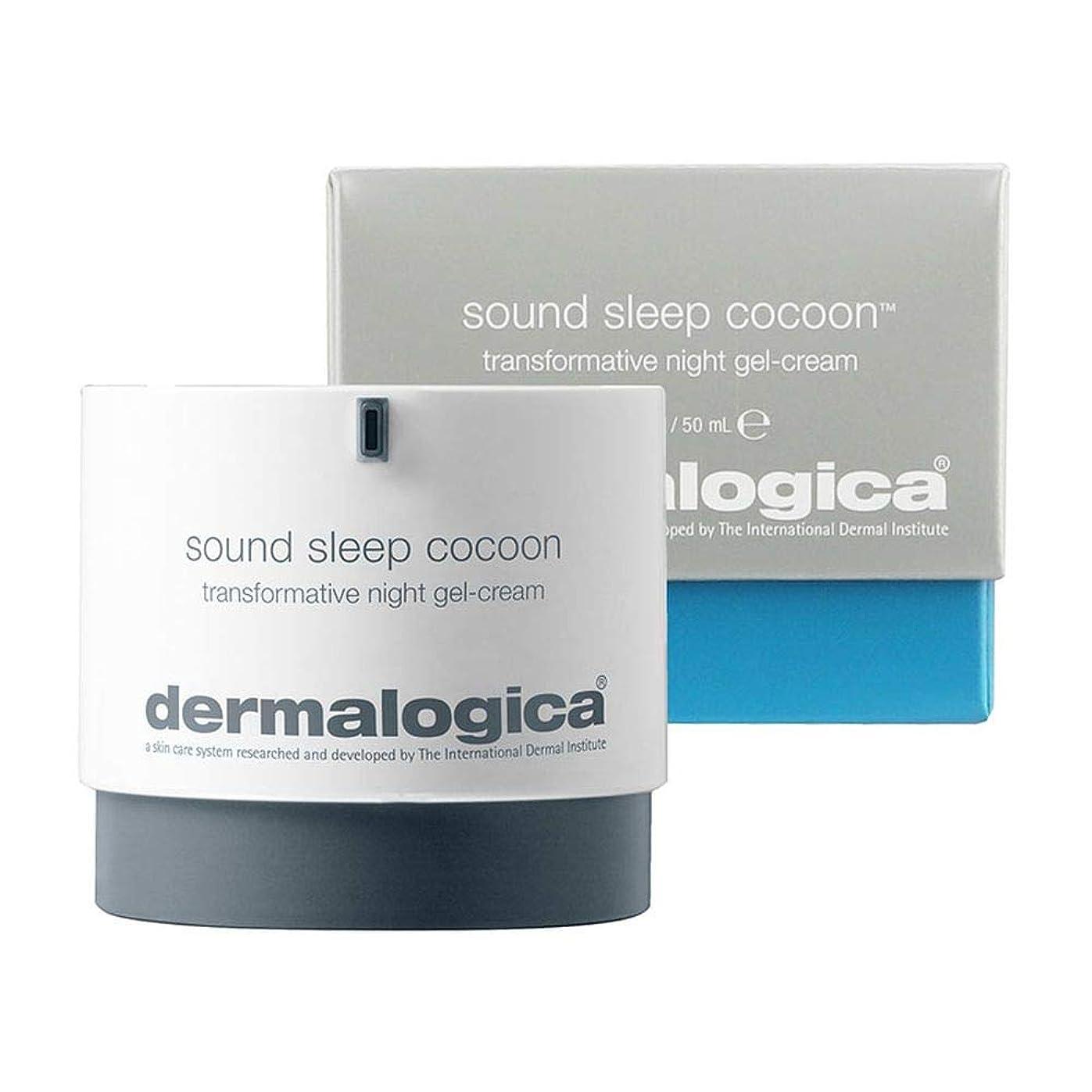 少ない座る帰するダーマロジカ Sound Sleep Cocoon Transformative Night Gel-Cream 50ml/1.7oz並行輸入品