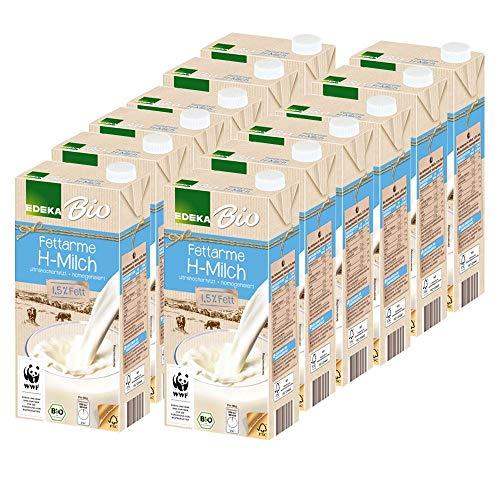 EDEKA BIO H-Milch 1,5% 12x1l
