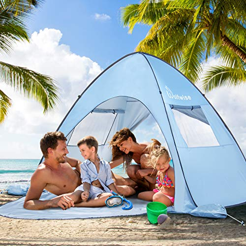 Sport Brella XL Portable Sun and Weather Shelter beach Camping Picnic parapluie
