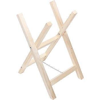 Cavaletto per taglio legna Trappy