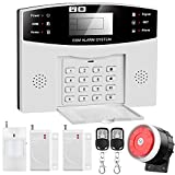 Thustar Professional Wireless Home Office Security System Remote Control Intelligent LED...