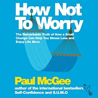 How Not to Worry cover art