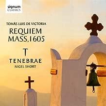 Requiem Mass by VICTORIA TOMAS LUIS DE (2011-05-24)