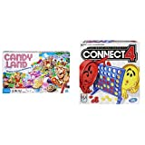 Candy Land - The Kingdom of Sweets Board Game and Connect 4 Game...