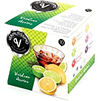 Capsulas Zumo de Frutas para Vermut Cocktail Capsula Coctail Fruta Combinados (LIMA, Pack de 3 cajas)