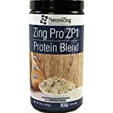 ZingPro Protein Powder Blend, ZP1 (Raw, Organic) 16 oz