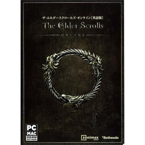 (PC)The Elder Scrolls Online 英語版(Win/Mac)