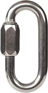 登山用 カラビナ FidgetFidget ロッククライミング用プロフェッショナルクライミングセーフティロックステンレス鋼O字型スクリューゲートバックル