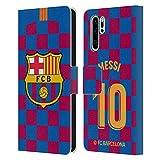 Head Case Designs sous Licence Officielle FC Barcelona Lionel Messi 2019/20 Joueurs Kit Domestique...