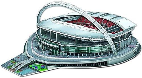 online barato 3D Puzzle - Wembley Wembley Wembley Stadium by Paul Lamond  ofrecemos varias marcas famosas