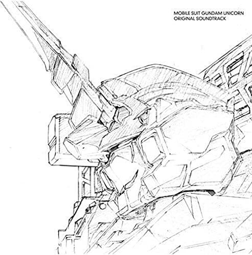 機動戦士ガンダムUC オリジナル・サウンドトラックの拡大画像