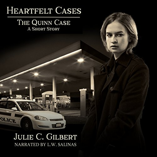 The Quinn Case: A Heartfelt Cases Short Story audiobook cover art
