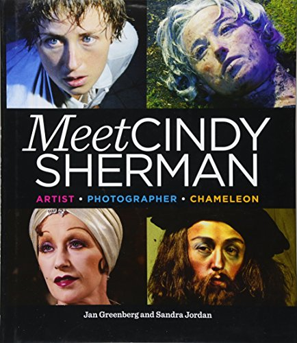 Meet Cindy Sherman: Artist, Photographer, Chameleon