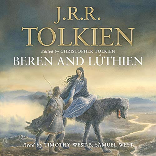 Couverture de Beren and Lúthien