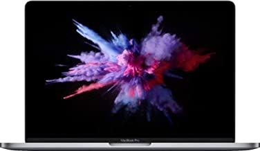 Apple 13.3 inch MacBook Pro with Touch Bar, Intel Core i7 Quad-Core, 8GB RAM, 256GB SSD Z0W40LL/A, 2019 Model w/ Exclusive...