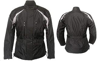 protectWEAR Motorradjacke, Textiljacke für Damen DJ SHE