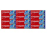 Colgate Kids Cavity Protection Fluoride Toothpaste, Bubble Fruit Flavor, Travel Size 0.85 oz (24g) - Pack of 12