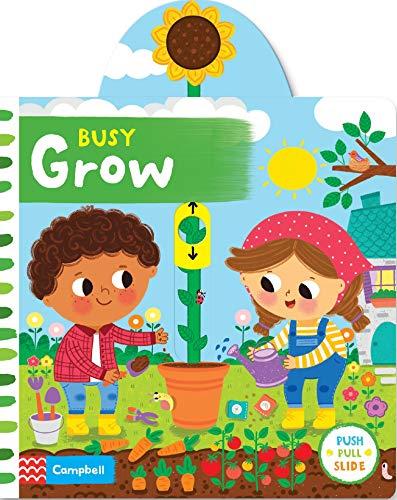 Busy Grow (Busy Books)