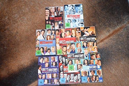 Staffeln 1-9 (53 DVDs)