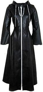 Kingdom Hearts 2 Organization XIII Coat Cosplay Costume Custom Made