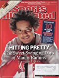 Sports Illustrated July 5, 2004 Manny Ramirez/Boston Red Sox, How Anna Kournikova Saved Tennis, Snook Fishing