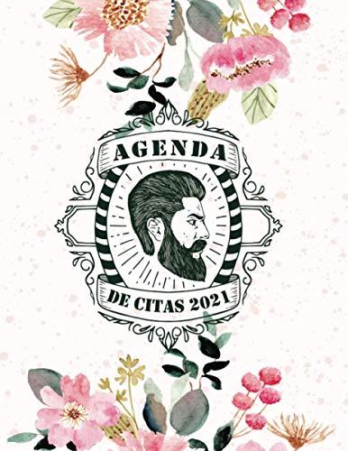 Agenda de citas: Agenda de citas para peluqueros y peluqueras   Ideal para Peluquería, Salon de Belleza, Estética o Spa Planificador Semanal Sin Fecha ... 30 minutos de 6:30 a 21 horas   Formato A4