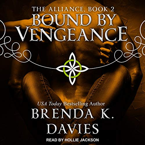 Bound by Vengeance audiobook cover art