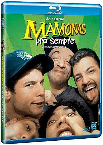Blu-ray - Mamonas Pra Sempre