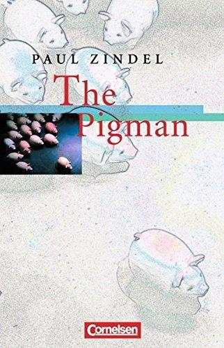 The Pigman. by Paul Zindel