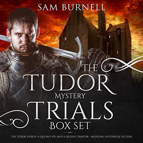 The Tudor Mystery Trials Box Set cover art
