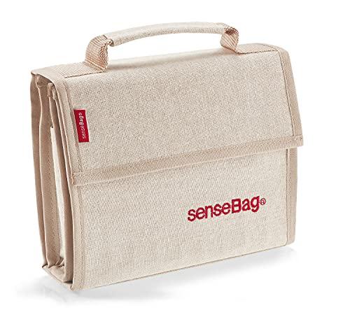 transotype senseBag Diseño seleccionable Monedero para marcadores 36 de disposición o lápices, naturaleza, otros tamaños Federmappe, alfileres maleta, accesorios gráficos profesionales