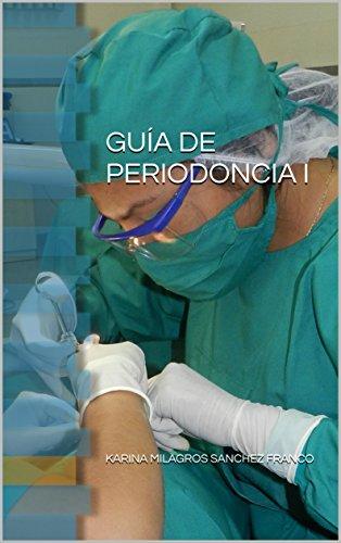 GU�A DE PERIODONCIA I