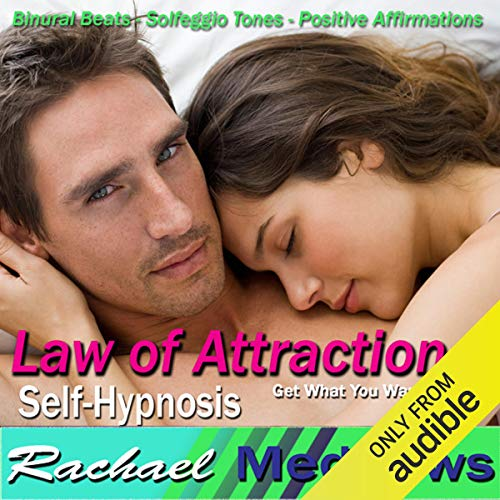 Law of Attraction Hypnosis cover art
