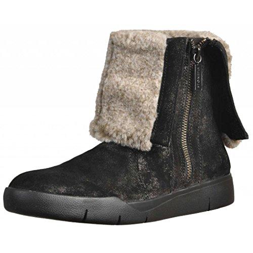 Stonefly Sidney 2 Bottines Boots Femme Noir 36 EU