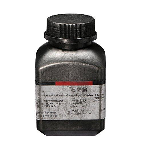 sgerste 50g Riegel oz Flasche graphit feines Pulver Gleitmittel 5Mikron Reinheit 99% Lab...