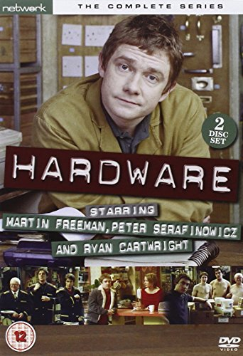 Hardware - The Complete Series [2003] [2 DVDs] [UK Import]