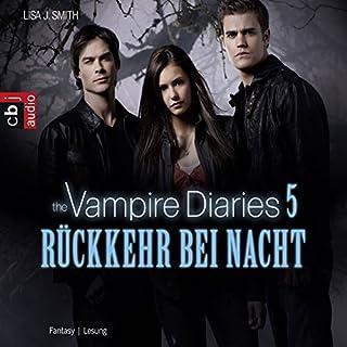 Rückkehr bei Nacht (The Vampire Diaries 5) Titelbild