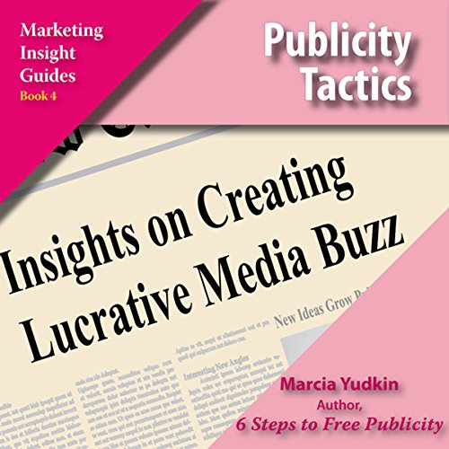 Publicity Tactics cover art