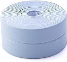 Lcuilin-tape Caulk Strip zelfklevend, douche-gootsteen bad afdichtstrip tape, waterdichte muursticker voor badkamer keuken...